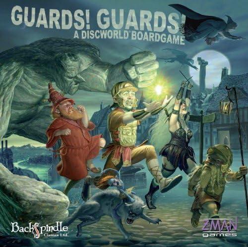 Guards, Guards! - Juego de Tablero (Z Man Games BSG1201) [Importado de Inglaterra]: Amazon.es: Juguetes y juegos