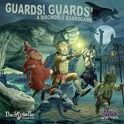 Board Game PSIQ7 410401NJD Guards Guards