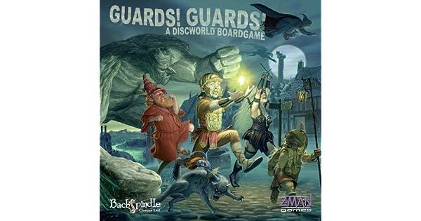 Amazon.com: Guardias Protectores. Juego de mesa: Toys & Games
