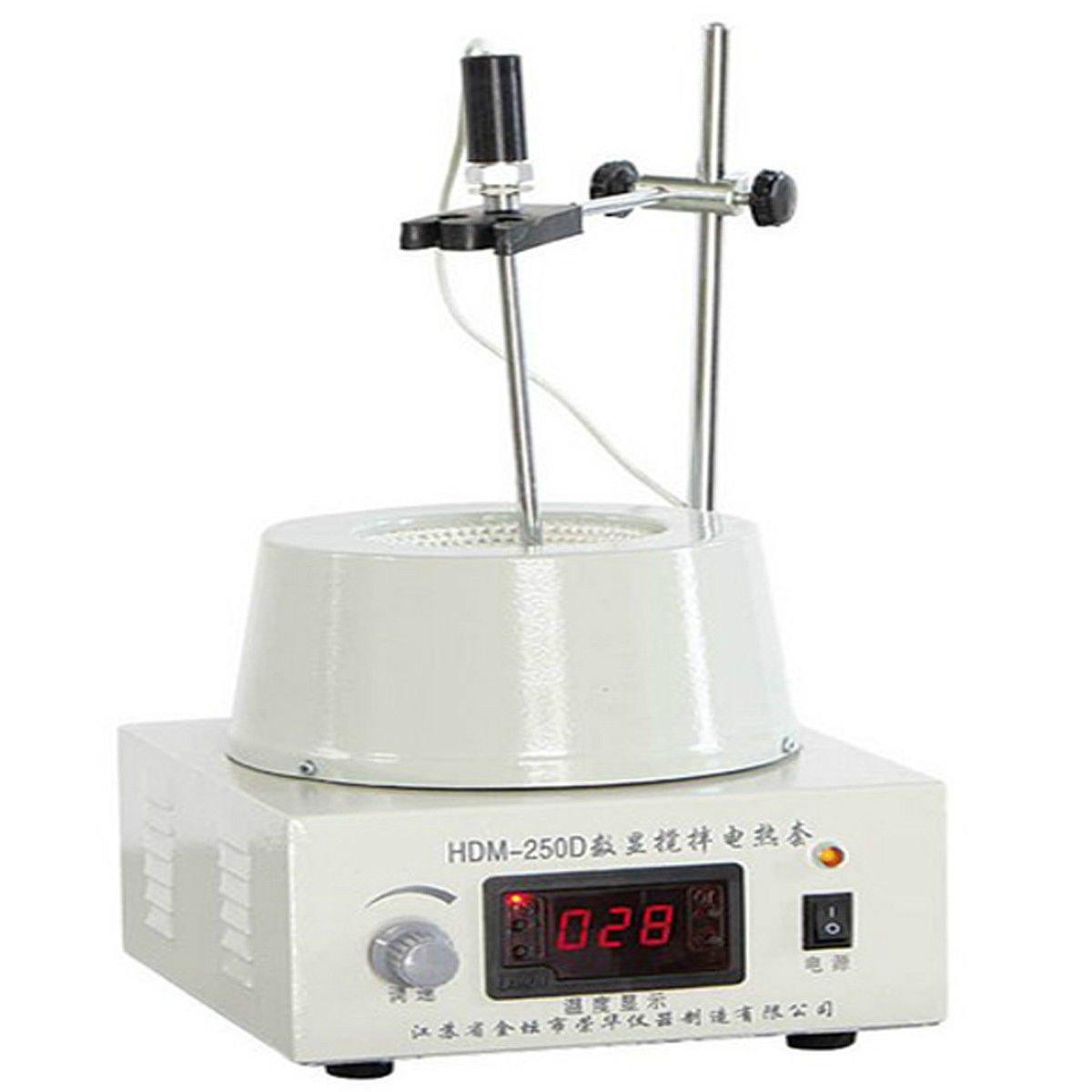 5000ml Digital Magnetic Stirring Temperature Adjustable Electric Heating Mantle Digital display Magnetic Stirring Heating Mantle/Sleeves