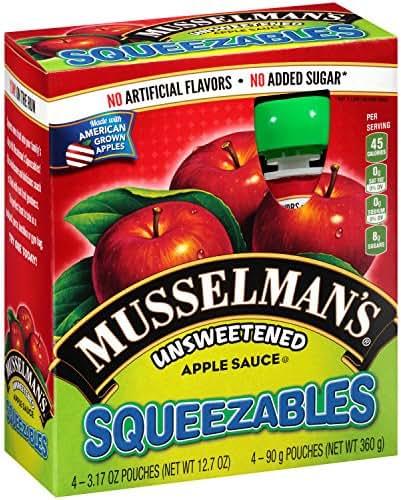 Musselman's Squeezables