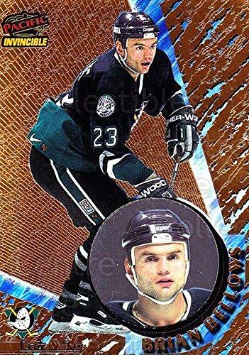 Glass Set Anaheim Ducks - (CI) Paul Kariya Hockey Card 1997-98 Invincible Off The Glass 1 Paul Kariya