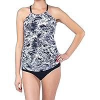 463db426726b8 OceanlilyHalter Maternity Bathing Suit-Pregnancy Swimsuits-Maternity  Tankini TOP
