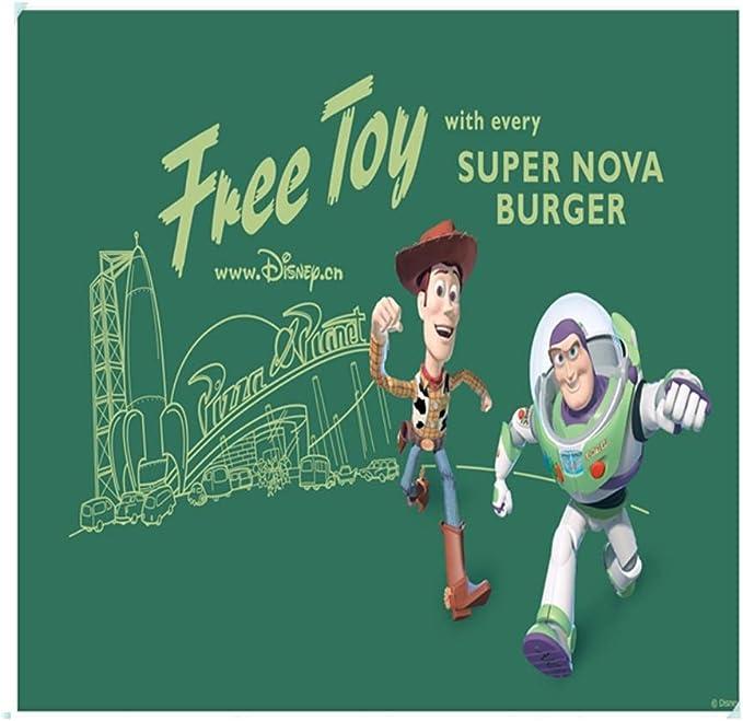 VAST Juegos de Puzzles, Rompecabezas Temas Conjuntos for Familia, Historieta del Animado Toy Story Puzzles, 500/1000 Unidades en Caja Entretenimiento Juguetes 601 (Color : B , Size : 500pc) : Amazon.es: Juguetes y juegos
