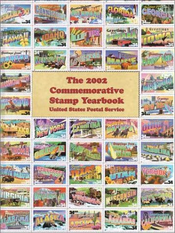 The 2002 Commemorative Stamp Yearbook