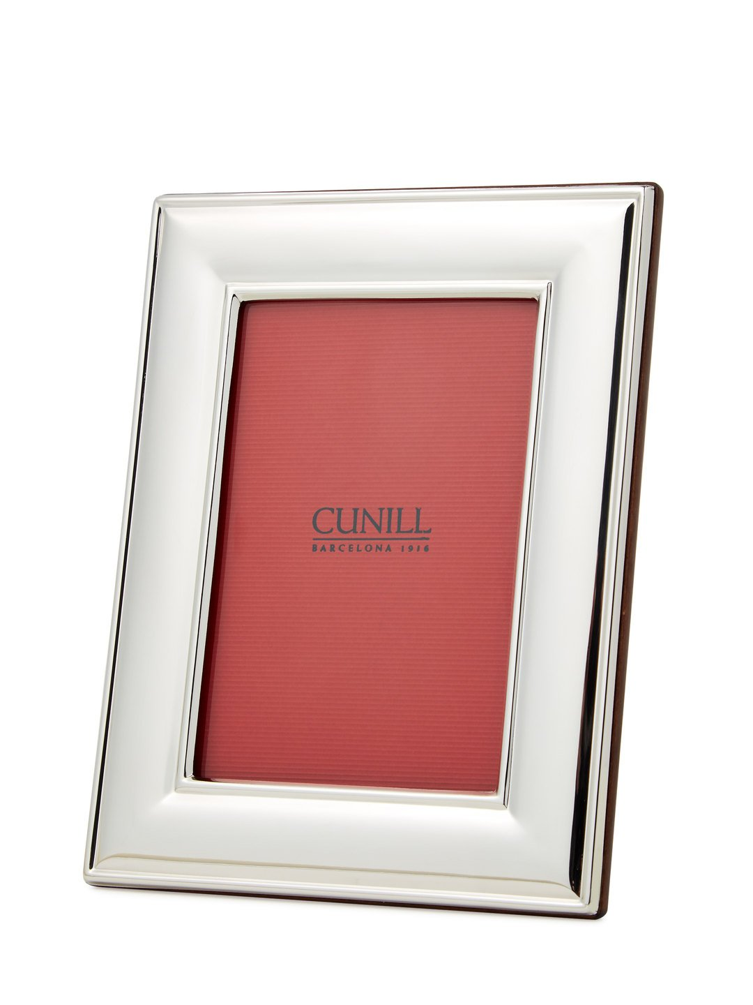 Cunill 99035 London 3x5 Frame Sterling Silver Picture Frame