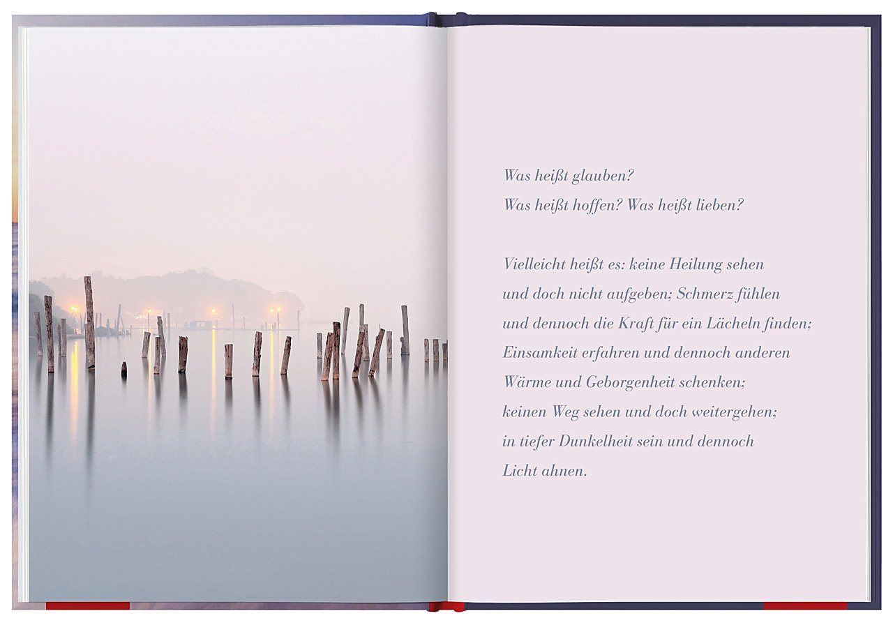 Grenze Des Lebens, Aber Nicht Der Liebe: Tröstende Gedanken Für Trauernde:  Amazon.de: Irmgard Erath: Bücher