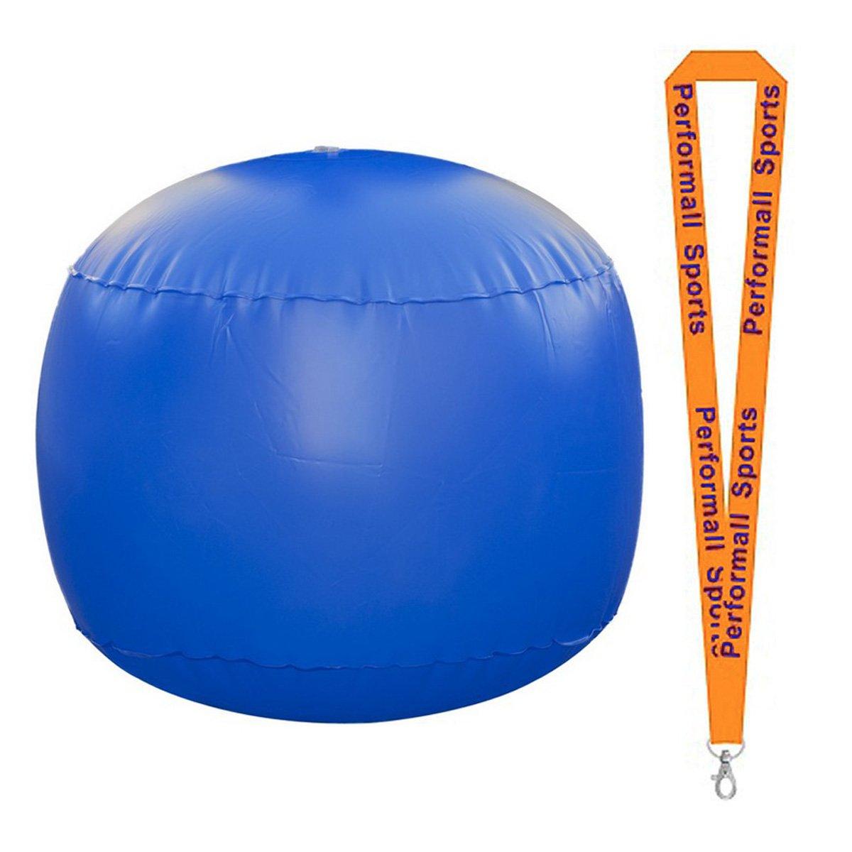 Championスポーツケージボール膀胱Assorted色とサイズwith 1 performall 18-inch performall Lanyard B01FSZ8A58 1 18-inch, 首輪とキーホルダーのパーツのお店:1f3160de --- harrow-unison.org.uk