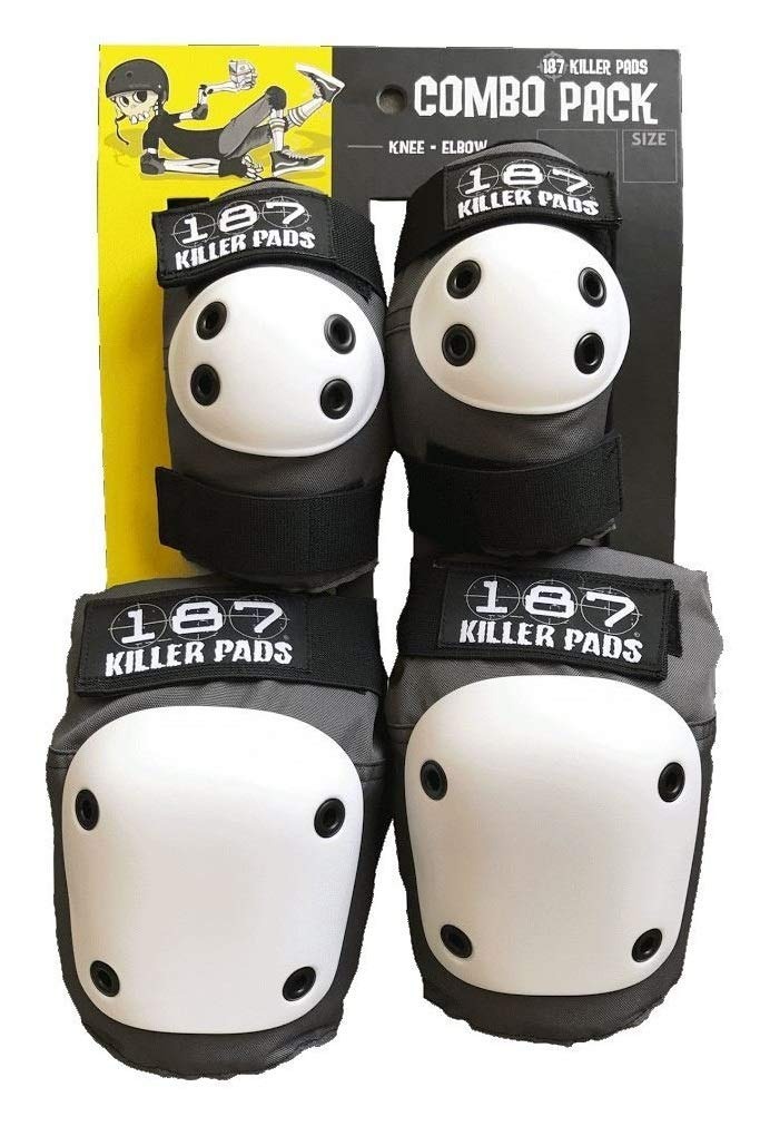 187 Killer Pads Combo Pack