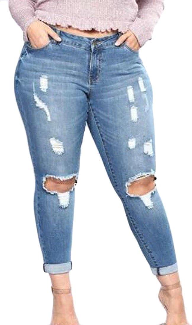 Nanquan Women Solid Plus Size Harem Pants Drawstring Elastic Waist Casual Shorts