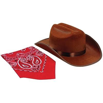 Jr. Cowboy HAT ONLY