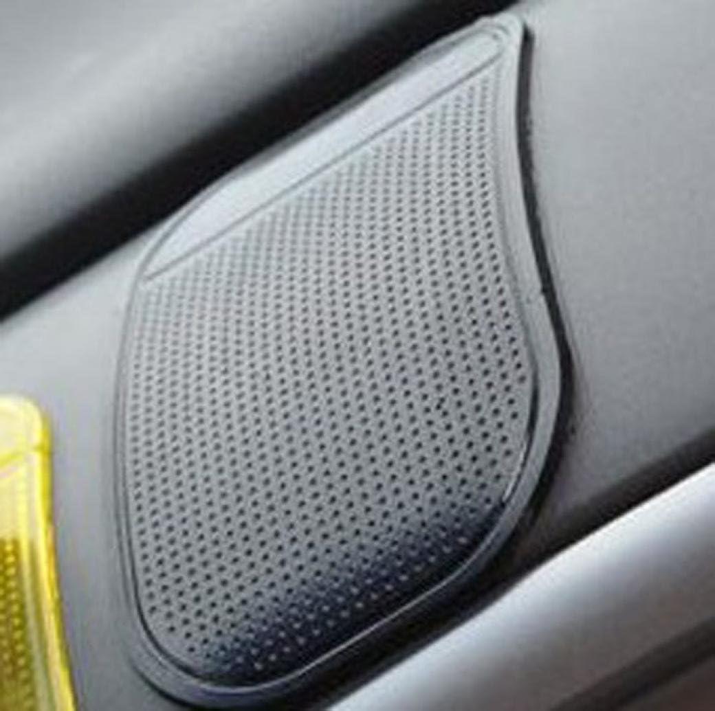 SANNYSIS Premium Cell Pads Car Magic Anti-Slip Dashboard Sticky Pad Non-Slip Mat Holder for GPS Cell Phone Black