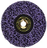 3M SandBlaster Grinder Disc 9681 4-1/2-Inch Coarse Clean-N-Strip Disc