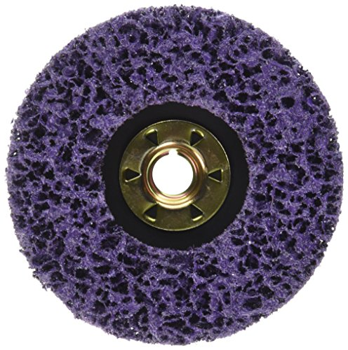 (3M SandBlaster 9681 4-1/2-Inch Coarse Clean-N-Strip Disc )