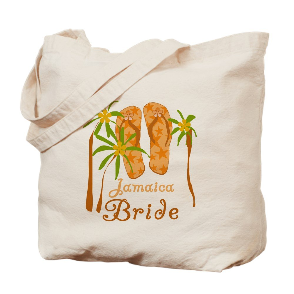 CafePress tropical Jamaica canvas Tote bag