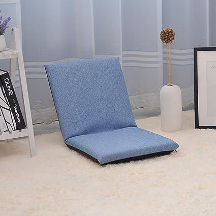 Amazon.com: Feifei Lazy Silla plegable suave y transpirable ...
