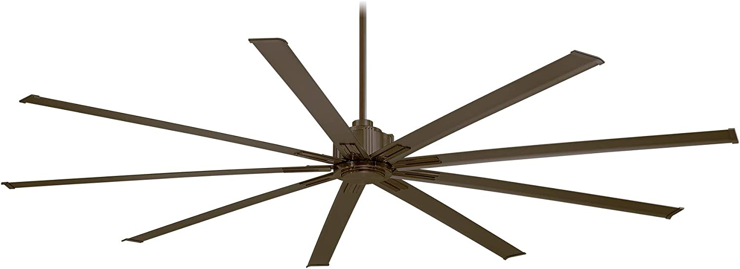 Minka-Aire F887-72-ORB Xtreme 72 Inch Outdoor Ceiling Fan with DC Motor in Oil Rubbed Bronze Finish