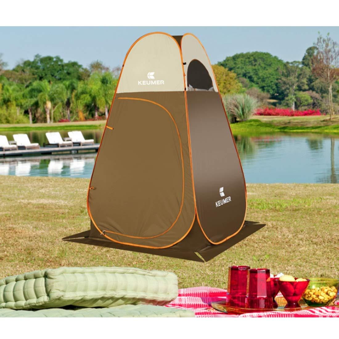 Klerokoh Zelt für 1 Person für Camping Camping Camping im Freien (Farbe   Lake Blau) B07KXGLG3B Zelte Viele Stile 1e067d
