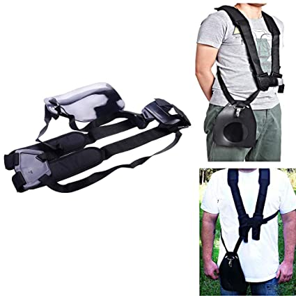 Tools Universal Trimmer Double Shoulder Strap Mower Nylon Y-shaped Belt For Brush Cutter Garden Tool