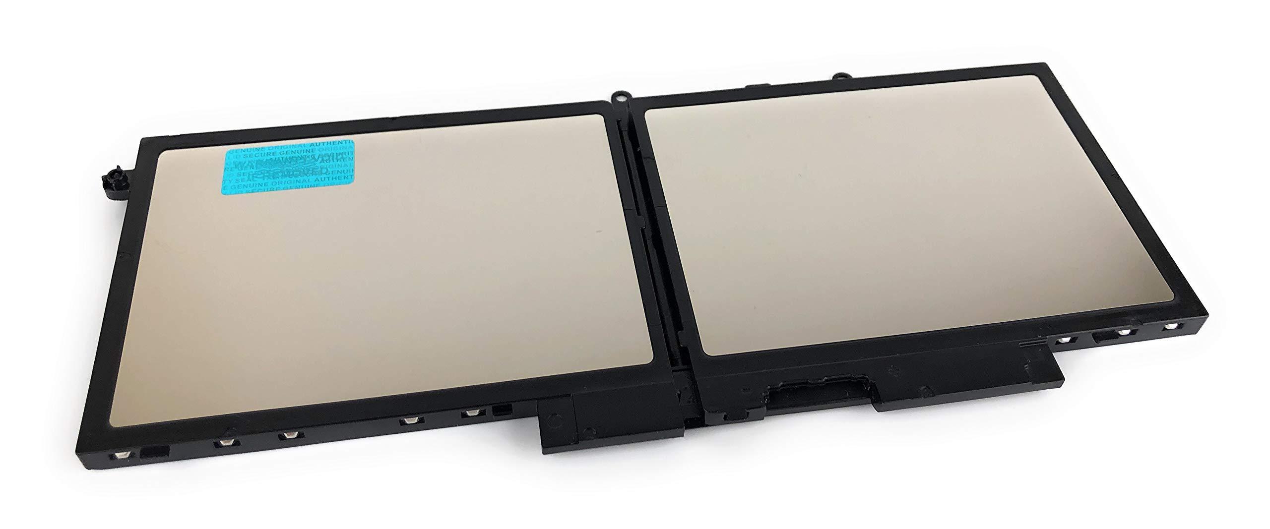Genuine Dell Latitude 5480 E5580 5490 E5590 and Precision 3520 Notebook Battery 7.6 V 68wh GJKNX-1 by Dell (Image #2)