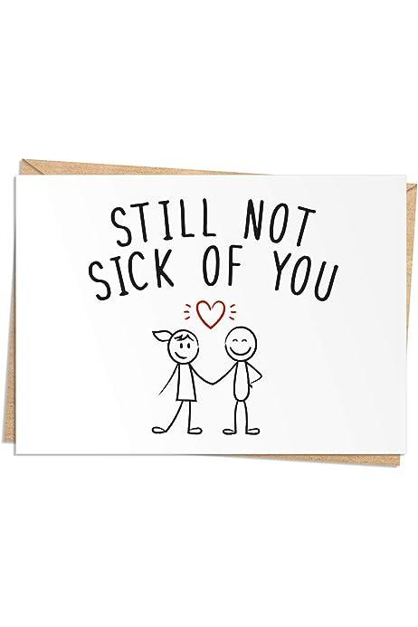 Engagement Card Handmade Blank Card love card Watercolour Card Anniversary card Valentines Day Card Teddy Bear Greetings Card Cute