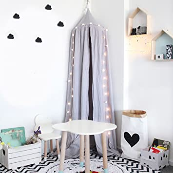 betthimmel fr kinder babys baldachin moskitonetz zum aufhngen bett schlafzimmerdekoration - Betthimmel Vorhnge