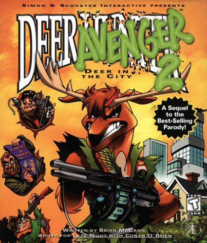Primos E-deer Electronic - Deer Avenger 2 - PC/Mac