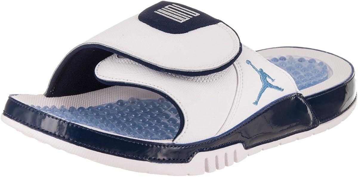 Nike Jordan Men's Jordan Hydro XI Retro White/University/Blue ...