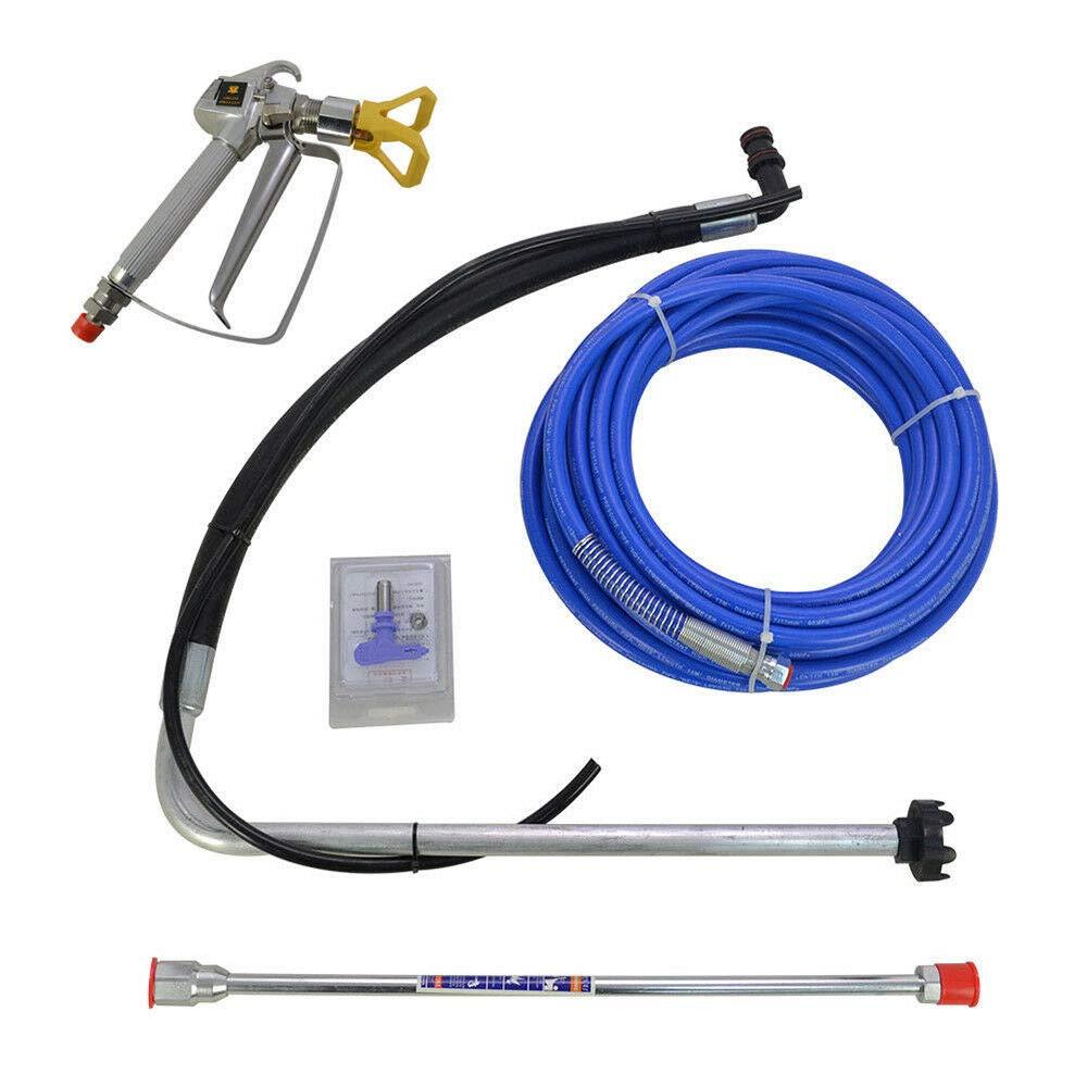 Spruzzatore a spruzzo per interni ed esterni colore: Giallo YUNRUX H680 2,5 l//min