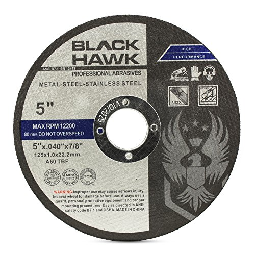 25 Pack Black Hawk 5