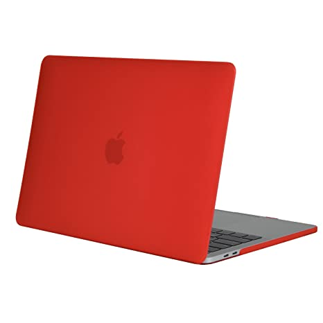 MOSISO Funda Dura Compatible 2018 2017 2016 MacBook Pro 15 Pulgadas con Touch Bar A1990 /