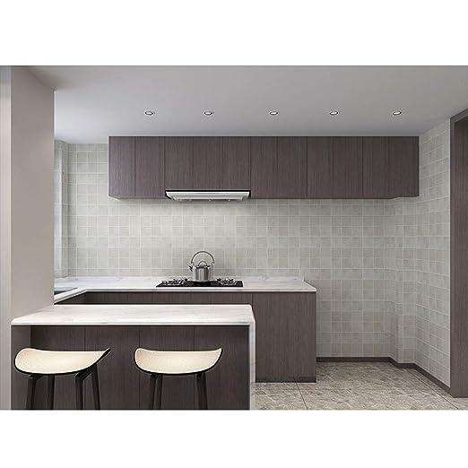 GHMM Tapeten Küche Badezimmer mosaik PVC Selbstklebende ...