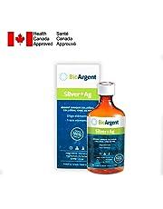 Colloidal Silver Ionic | Silver+Ag | BioArgent | 250 ml | Liquid