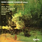 Marc-André Hamelin plays The Composer-Pianists