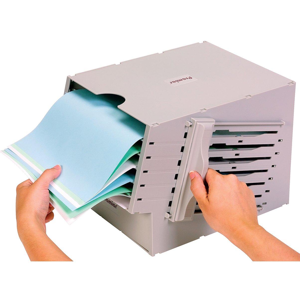 Amazon.com : Martin Yale CL6 Manual Collator : Multifunction Office  Machines : Electronics