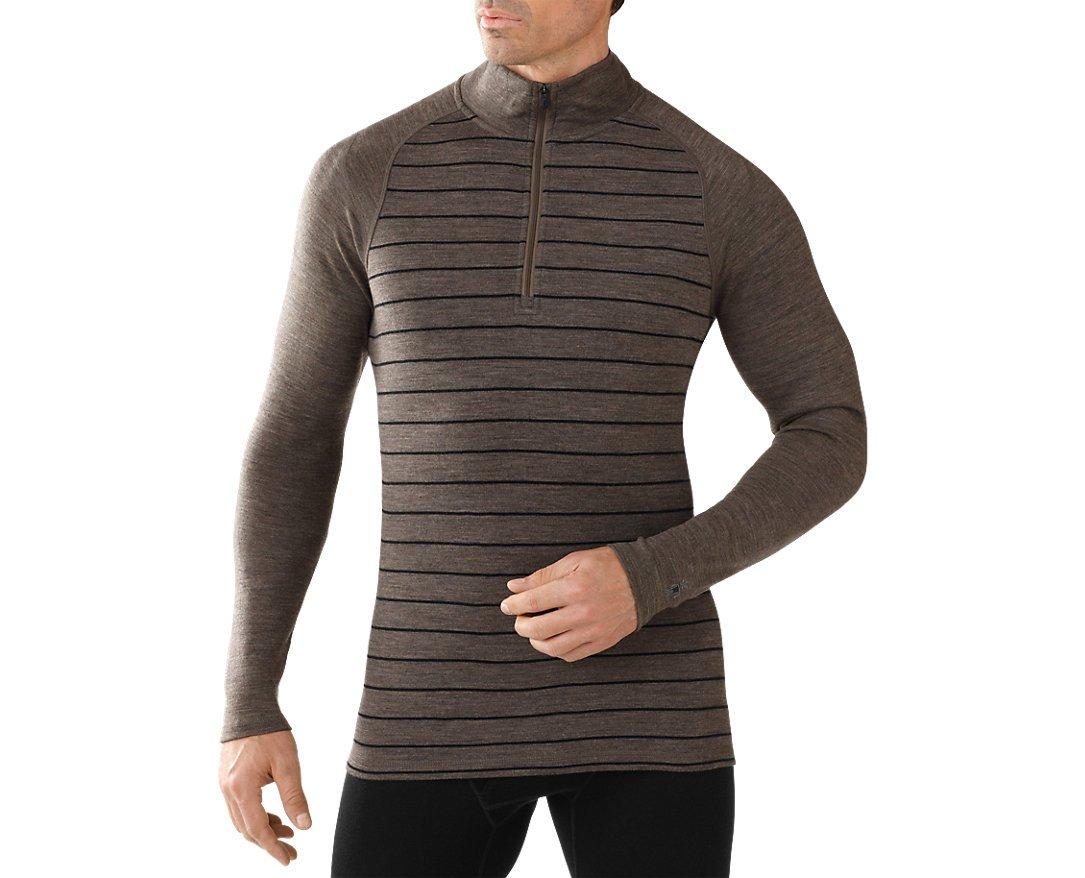 online retailer ee928 c4707 Smartwool Men s NTS Mid 250 Pattern Zip T free shipping
