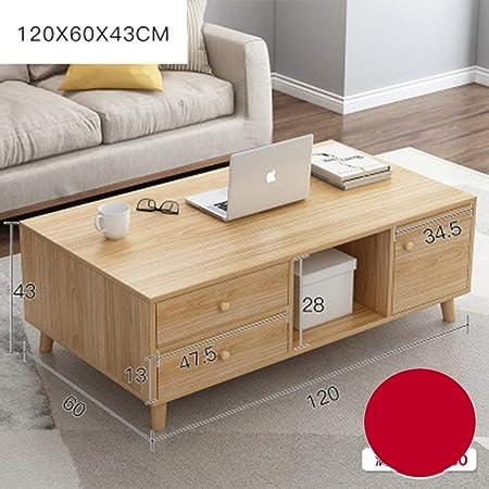 ZXMDP Centros De Mesa Centro Extensible Pequeña Salon Elevable Y Menzzo Sofa Blanca Lack Brillo Palet Esquina Lacada Mesas Modernas Desplegable Elevables: Amazon.es: Hogar