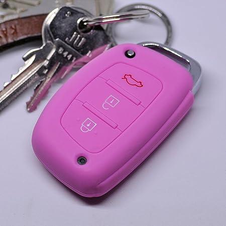 Soft Case Schutz Hülle Auto Schlüssel Kompatibel Mit Elektronik