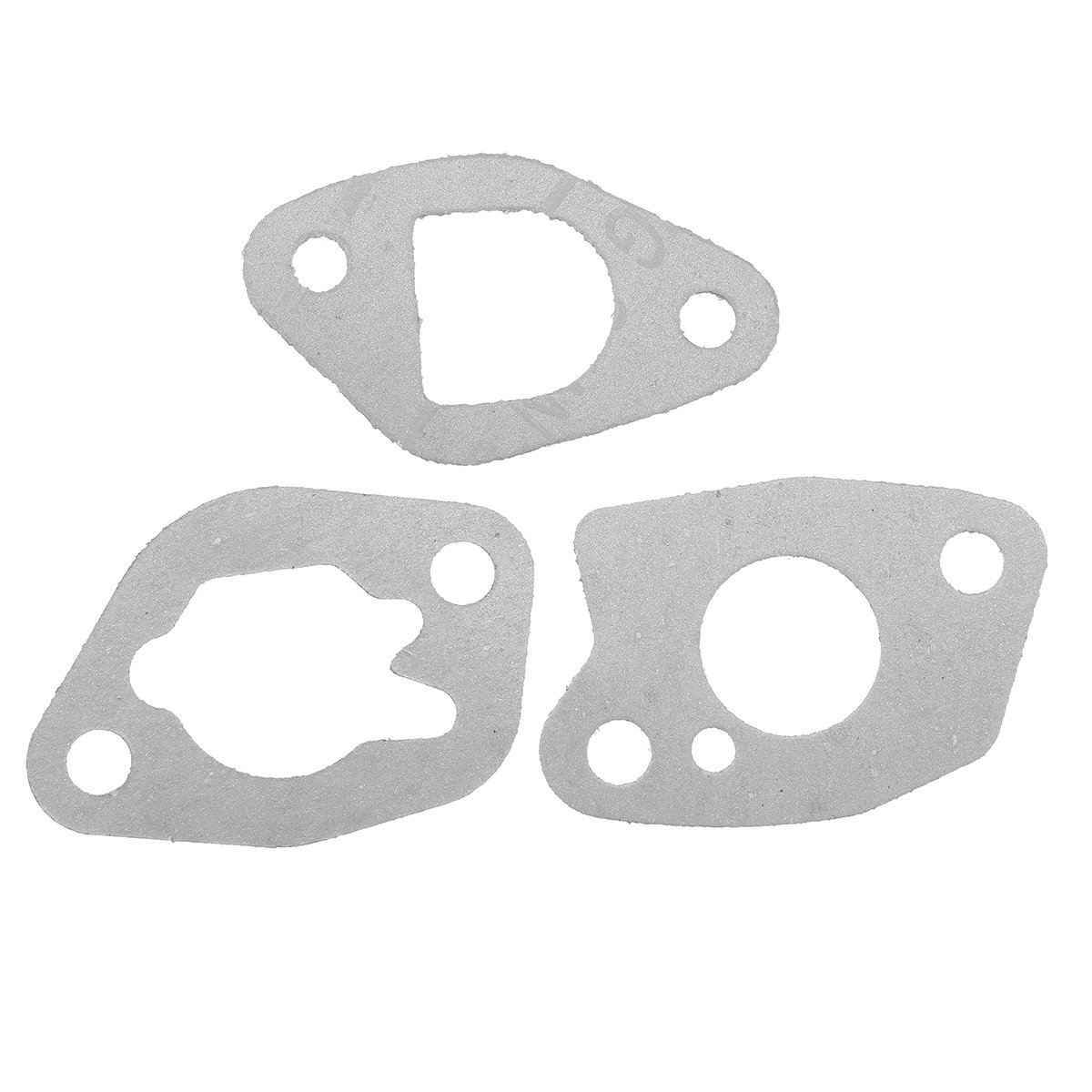 3 Pcs Carburettor Carb gaskets for Subaru Robin EX17 277-62301-30 277-62301-50