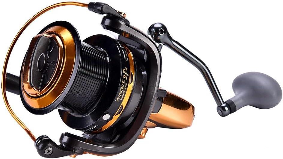 Carrete de Spinning 12 + 1BB Carretes de Pesca de Alta Velocidad ...