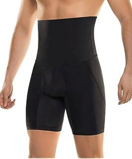 7b0180d23d97 RIBIKA Men s Body Shaper Compression Shorts Underwear High Waist Tummy Tuck