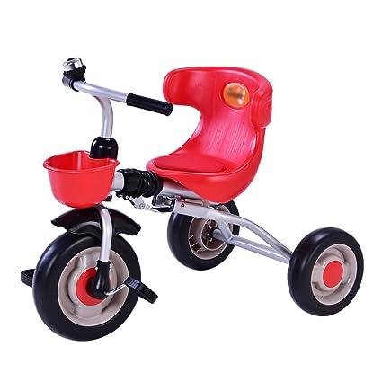 Triciclos- Infantil Bicicleta Bebé Carrito Grande Carrito de ...