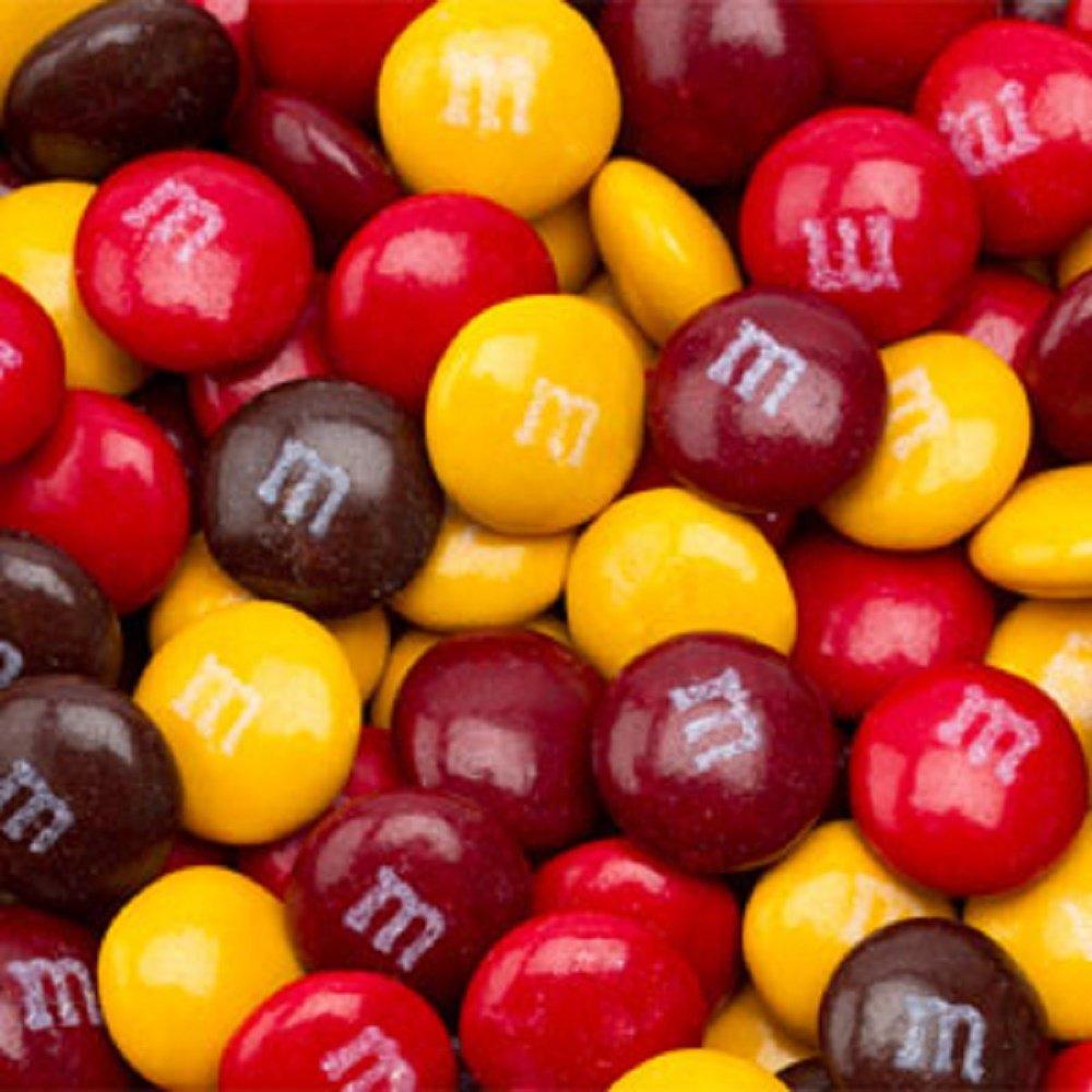 M&M's Harvest Blend Milk Chocolate Candy 5LB Bag by M&M'S
