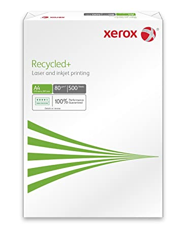 Amazon.com: Xerox 003R91912 Recycled+ - Papel de impresión ...