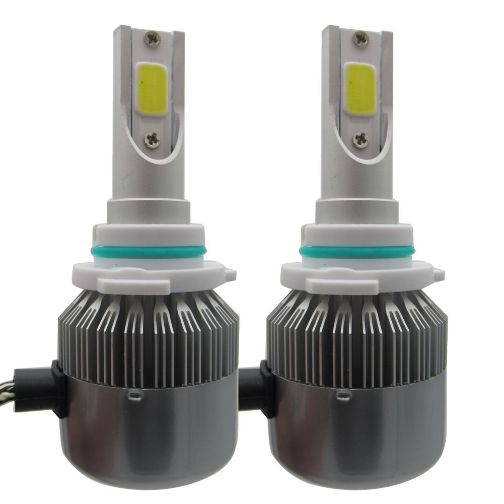 Amazon.com: SHINA 9005/HB3/H10 LED Headlight Conversion Kit Car Beam Bulb Driving Lamp 6000K: Automotive