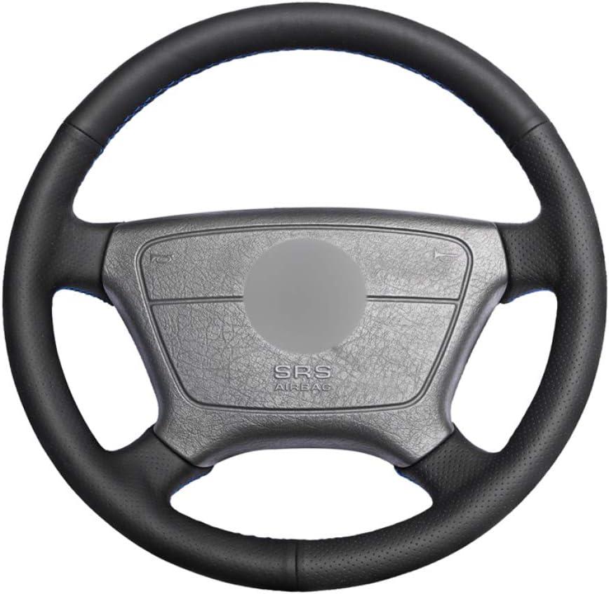 ZAYYL Cubierta del Volante del Coche, para Mercedes Benz Clase E ...