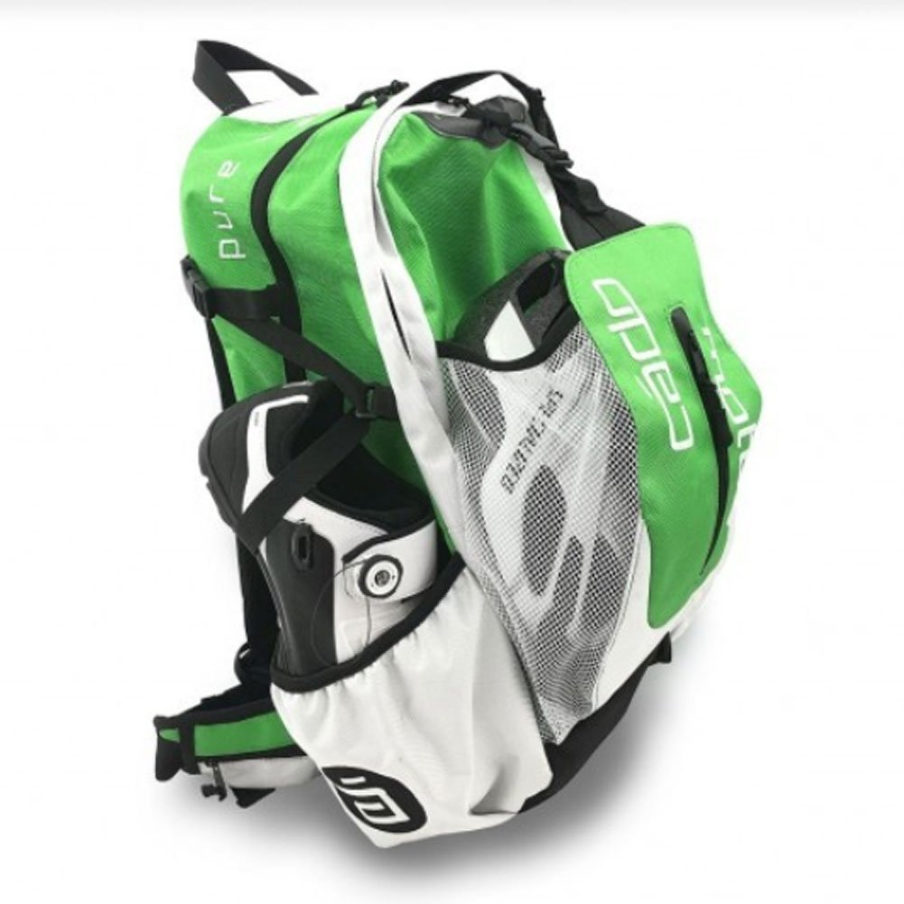 Cádomotus Airflow Limited Edition Backpack Brilliant Green