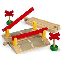 Brio Railway Crossing, 4 Pieces Train Set