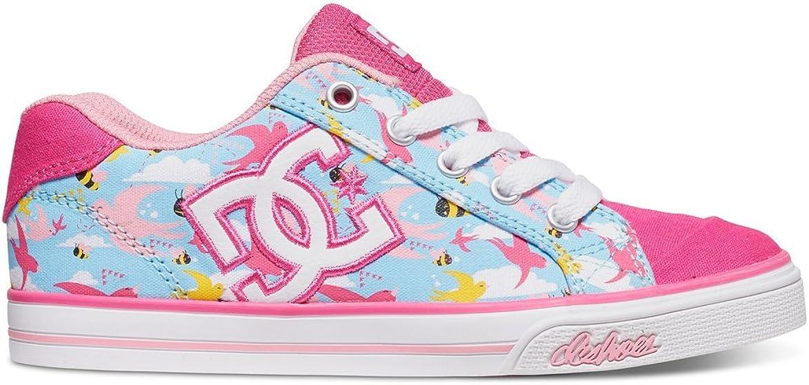 DC Footwear Kids Chelsea Graffik Sneaker Toddler Little Kid Big Kid