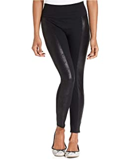 9606922c55e762 SPANX Assets - Red Hot Label - Structured Shine Leggings, Very Black ...